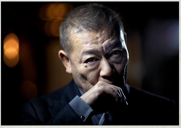 Jun Kunimura Portrait actor