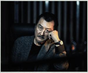kotaro yoshida portrait 吉田鋼太郎
